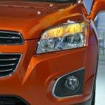 2015 Chevrolet Trax at 2014 New York Auto Show - headlamp