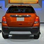 2015 Chevrolet Trax at 2014 New York Auto Show - rear