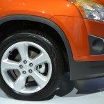 2015 Chevrolet Trax at 2014 New York Auto Show - wheel