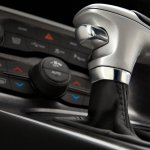 2015 Dodge Challenger gear stalk AT press shot
