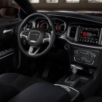 2015 Dodge Charger interior press shot