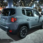 2015 Jeep Renegade at 2014 New York Auto Show - rear three quarter