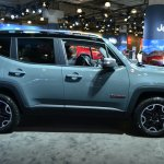 2015 Jeep Renegade at 2014 New York Auto Show - side