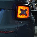2015 Jeep Renegade at 2014 New York Auto Show - taillight
