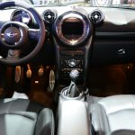 2015 MINI Countryman Facelift at 2014 New York Auto Show - dashboard