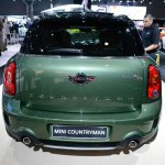 2015 MINI Countryman Facelift at 2014 New York Auto Show - rear
