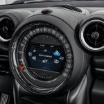 2015 Mini Countryman facelift press shot console