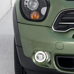 2015 Mini Countryman facelift press shot headlight