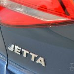 2015 VW Jetta at 2014 NY Auto Show badge