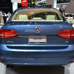 2015 VW Jetta at 2014 NY Auto Show rear