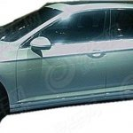 2015 VW Passat spied side