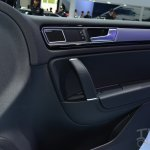 2015 VW Touareg door pad at Auto China