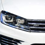 2015 VW Touareg headlamp at Auto China