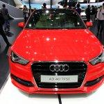 Audi A3 sedan at Auto China 2014 front