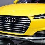 Audi TT Offroad Concept nose