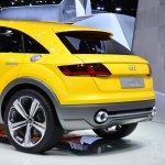 Audi TT Offroad Concept rear