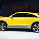 Audi TT Offroad Concept side