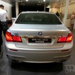 BMW 7 Series Horse Edition rear at Auto China 2014