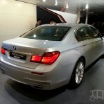 BMW 7 Series Horse Edition rear three quarters at Auto China 2014