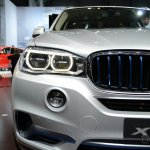 BMW Concept X5 eDrive at 2014 New York Auto Show - headlamp