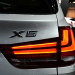 BMW Concept X5 eDrive at 2014 New York Auto Show - logo