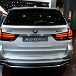 BMW Concept X5 eDrive at 2014 New York Auto Show - rear