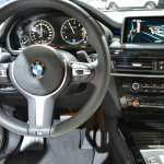 BMW Concept X5 eDrive at 2014 New York Auto Show - steering