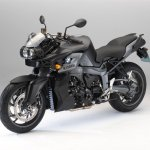 BMW K1300R front three quarter press shot