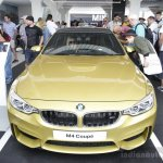 BMW M4 Coupe front at the 2014 Goodwood Festival of Speed