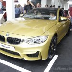 BMW M4 Coupe front three quarters at the 2014 Goodwood Festival of Speed