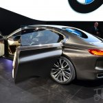 BMW Vision Future Luxury Concept doors opem at Auto China 2014