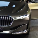 BMW Vision Future Luxury Concept headlamp at Auto China 2014