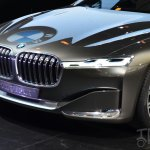 BMW Vision Future Luxury Concept nose at Auto China 2014