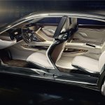 BMW Vision Future Luxury concept interior press image