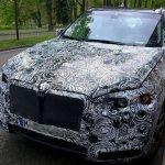 BMW X7 front spyshot