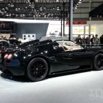 Bugatti Veyron Grand Sport Vitesse Black Bess side