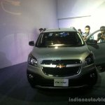 Chevrolet Spin Activ front profile