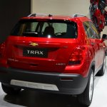 Chevrolt Trax Changku at 2014 Beijing Auto Show - rear three quarter