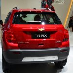 Chevrolt Trax Changku at 2014 Beijing Auto Show - rear