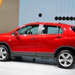 Chevrolt Trax Changku at 2014 Beijing Auto Show - side
