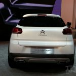 Citroen C-XR rear Concept at Auto China 2014