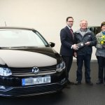 First 2014 VW Polo delivered
