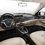 Ford Escort dashboard press image