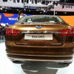 Ford Escort rear at Auto China 2014