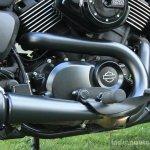 Harley Davidson Street 750 brake pedal