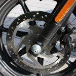 Harley Davidson Street 750 front disc brake