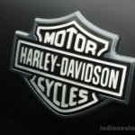 Harley Davidson Street 750 logo matt black