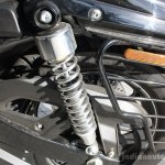 Harley Davidson Street 750 rear suspension
