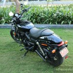 Harley Davidson Street 750 rear three quarters