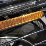 Harley Davidson Street 750 reflector patch